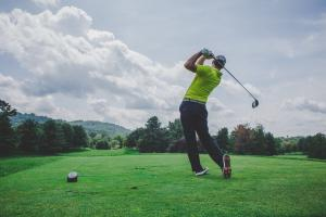 Meridian Rotary Charity Golf Day at Sweetwoods Golf Club