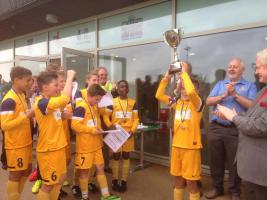 2014 Rotary Final at St George's Park