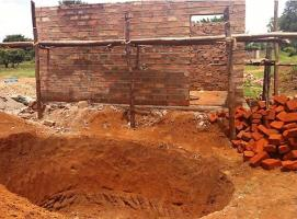 Rotary Wickford funds a schools project in Uganda