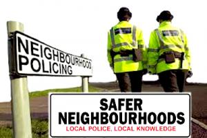 Speaker :- TBA  Subject - Neighbourhood Policing