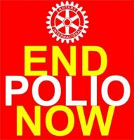 End Polio Now collection