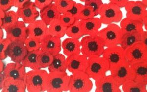 Rotary Knit a Big Poppy Appeal