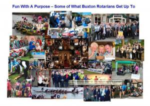 Potpourri (what Buxton Rotarians get up to)