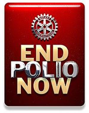 Thanks For Life - End Polio Now