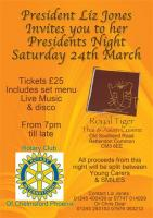 President's Charity Evening