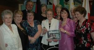 Inner Wheel presentation to Calls for Heroes