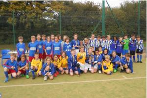 Rotary Primary Schools Football Tournament
