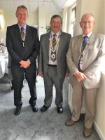 Annual Probus lunch invitation