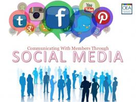 Communicating via Social Media