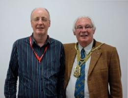 Carnegie Newsletter 10th May: Provost Jim Leishman