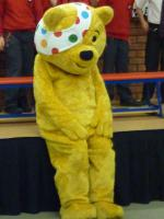 Pudsey Says Thank You!
