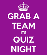 Charity Quiz Night at the Castlemilk Hall in Carmunock
