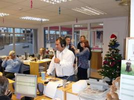 RCDLM & BBC Jersey Christmas Appeal Radio Auction