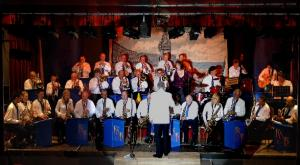 Railway Swing Band Concert Wednesday 29th April 2015