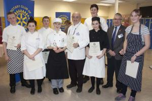 Young Chef finalists 2015