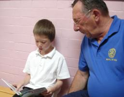READING PARTNERS Local Children Need Your Help.