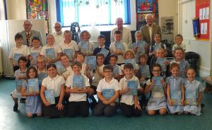 Dictionaries Bungay Primary