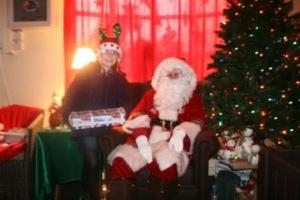 Father Christmas Activity December 2011