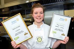 Young Chef 2015 - District Final