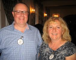 Talk by Rotarian Debby Broughton-Hay