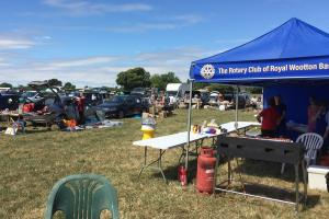 Rotary Summer Car Boot - 22nd July 2018