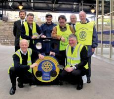 Rotary Adopt a Familiy of Station's