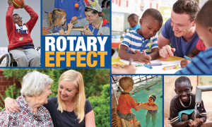 What is Rotary all about?