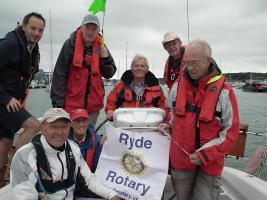 Round The Island Yacht Race 2017