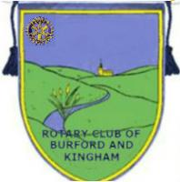 RC Burford and Kingham
