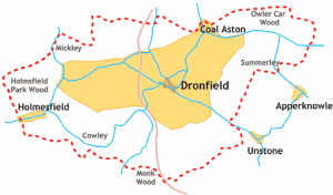 ​Dronfield 2000 Rotary Walk