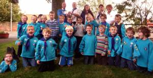 Dunbar Rotary helps local Scouts and Beavers