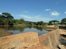 Mar 2018 Speaker Rtn Philip Sadler on Sand Dams in Africa