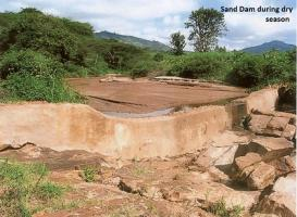 Speaker evening - Tony Perryman - Sand Dams