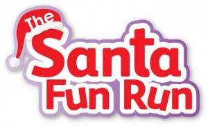SANTA FUN RUN at NARBERTH TOWN CENTRE 2019