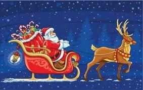 Rainhill Rotary - Santa Sleigh Collections 2018