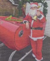 Father Christmas Float