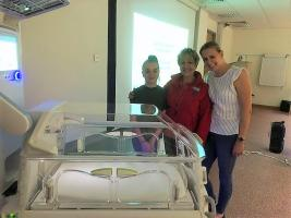 Special Care Baby Unit Incubator Appeal Celebration