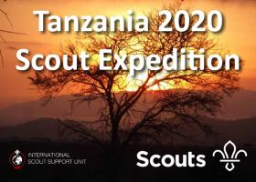 International Scout Expedition to Tanzania