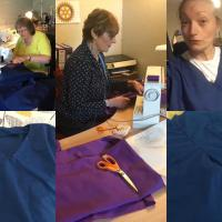 Rotary Scrubs Project.