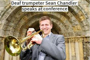 19th October 2016 - Sean Chandler - Music and the Deaf