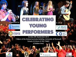 Celebrating Young Performers 2013