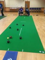 Stroke Awareness - Short Mat Bowling