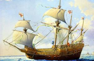 30 Oct - Guest Evening - Talk on the Mary Rose