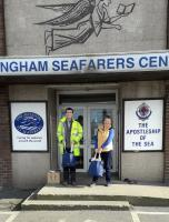 Donation to Seafarers Mission
