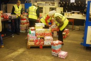 Rotary Shoebox Appeal 2015
