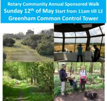 Rotary Community Annual Sponsored Walk