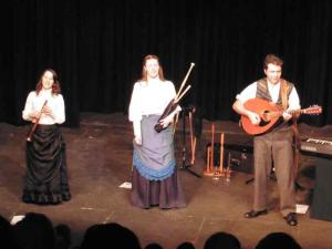 Charity Musical Evening at the Stables Theatre