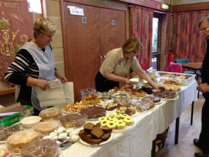 St Helen's Spring Coffee Morning and Plant Sale