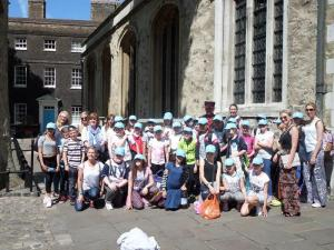 School Trip To London 2015