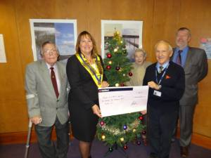 Funding for our local community